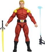 Defenders Of The Earth 6 Inch Action Figure Series 1 - Flash Gordon