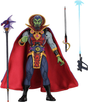 Defenders Of The Earth 6 Inch Action Figure Series 1 - Ming The Merciless