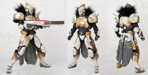 Destiny 2 12 Inch Action Figure 1/6 Scale Series - Titan Calus Selected Shader