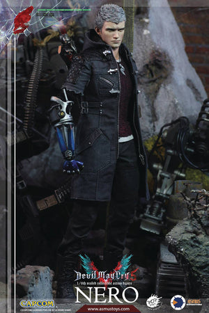 Devil May Cry V 12 Inch Action Figure 1/6 Scale Series - Nero