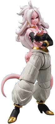 Dragonball Fighter Z 6 Inch Action Figure S.H. Figuarts - Android 21