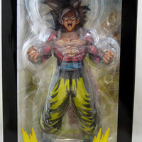 Dragonball GT 8 Inch Static Figure Manga Dimensions Series - Super Saiyan 4 Son Goku