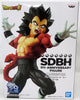 Dragonball Heroes 6 Inch Static Figure 9th Anniversary - SS4 Vegeta Xeno