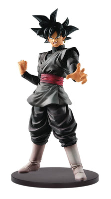 Dragonball Legends 9 Inch Static Figure Collab - Black Goku