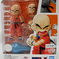 Dragonball 5 Inch Action Figure S.H. Figuarts - Kid Krillin