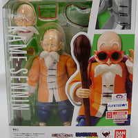 Dragonball 5 Inch Action Figure S.H. Figuarts - Master Roshi