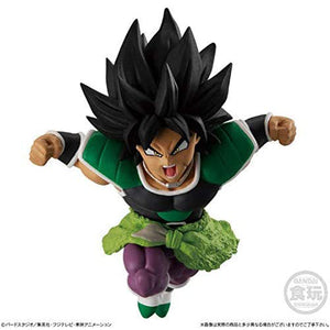 Dragonball Super Adverge Motion 2 Inch Mini Figure Series 3 - Rage Mode Broly