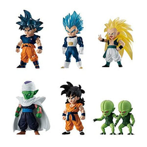 Dragonball Super Adverge 2 Inch Mini Figure Series 11 - Set of 6