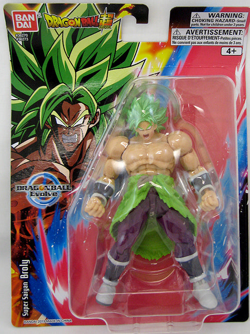 Dragonball Super 5 Inch Action Figure Basic Series - SS Broly