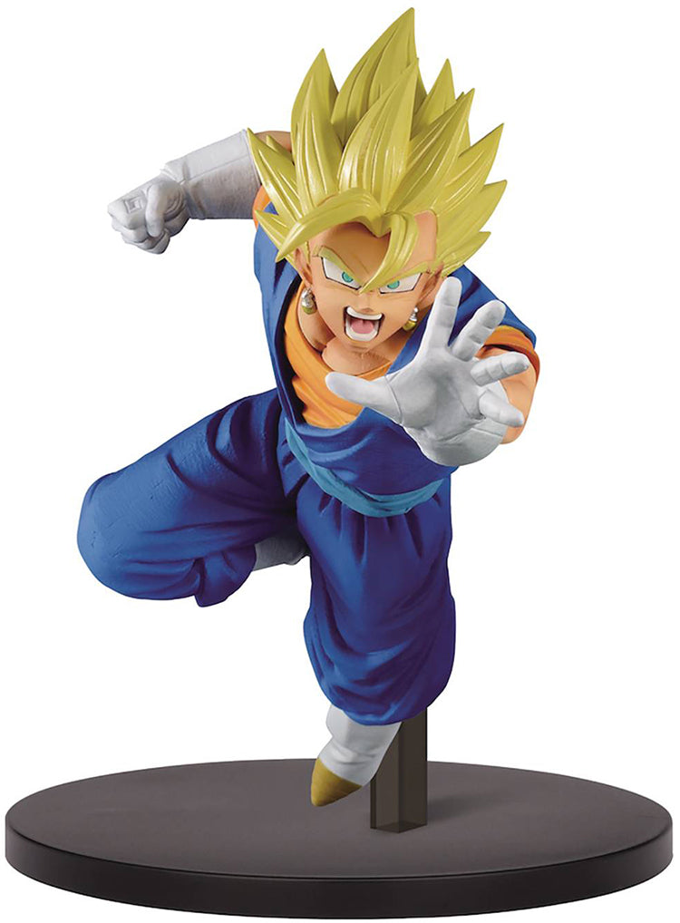 Dragonball Super 6 Inch Static Figure Chosenshi Retsuden - Super Saiyan Vegeto V2