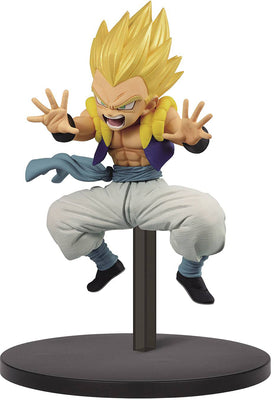Dragonball Super 4 Inch Static Figure Chosenshiretsuden - Super Saiyan Gotenks V8
