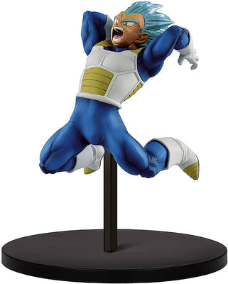 Dragonball Super 6 Inch Static Figure Chosenshiretsuden - Super Saiyan Blue Vegeta V7