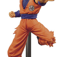 Dragonball Super Chosenshiretsuden 6 Inch Static Figure - Super Saiyan Blue Goku