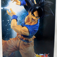 Dragonball Super 8 Inch Static Figure Dokkan Battle Ichiban Series - Ultra Instinct Goku