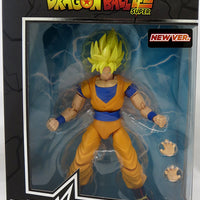 Dragonball Super 6 Inch Action Figure Dragon Stars Series 13 - Super Saiyan Goku New Version