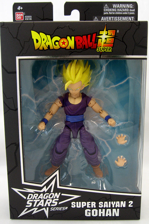 Dragonball Super 6 Inch Action Figure Dragon Stars Series 11 - Super Saiyan 2 Gohan