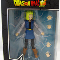 Dragonball Super 6 Inch Action Figure Dragon Stars Series 12 - Android 18