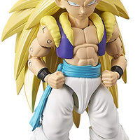 Dragonball Super 6 Inch Action Figure Dragon Stars Series 12 - Super Saiyan 3 Gotenks