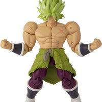 Dragonball Super 6 Inch Action Figure Dragon Stars Series 12 - Super Saiyan Broly (Super Version)
