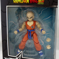 Dragonball Super 6 Inch Action Figure Dragon Stars Series 14 - Krillin