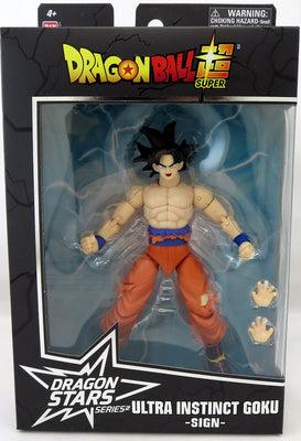 Dragonball Super 6 Inch Action Figure Dragon Stars Series 15 - Ultra Instinct Goku