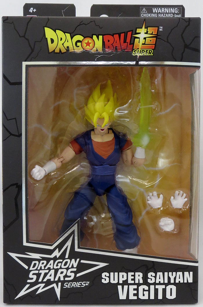 Dragonball Super 6 Inch Action Figure Dragon Stars Series 17 - Super Saiyan Vegito