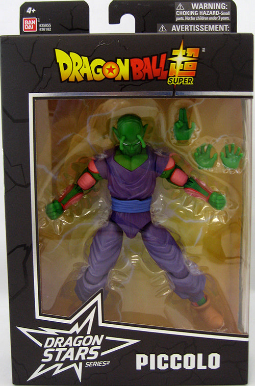 Dragonball Super 6 Inch Action Figure Dragon Stars Series 9 - Piccolo