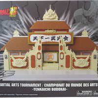 Dragonball Super 6 Inch Scale Playset Dragon Stars - World Martial Arts Tournament Playset