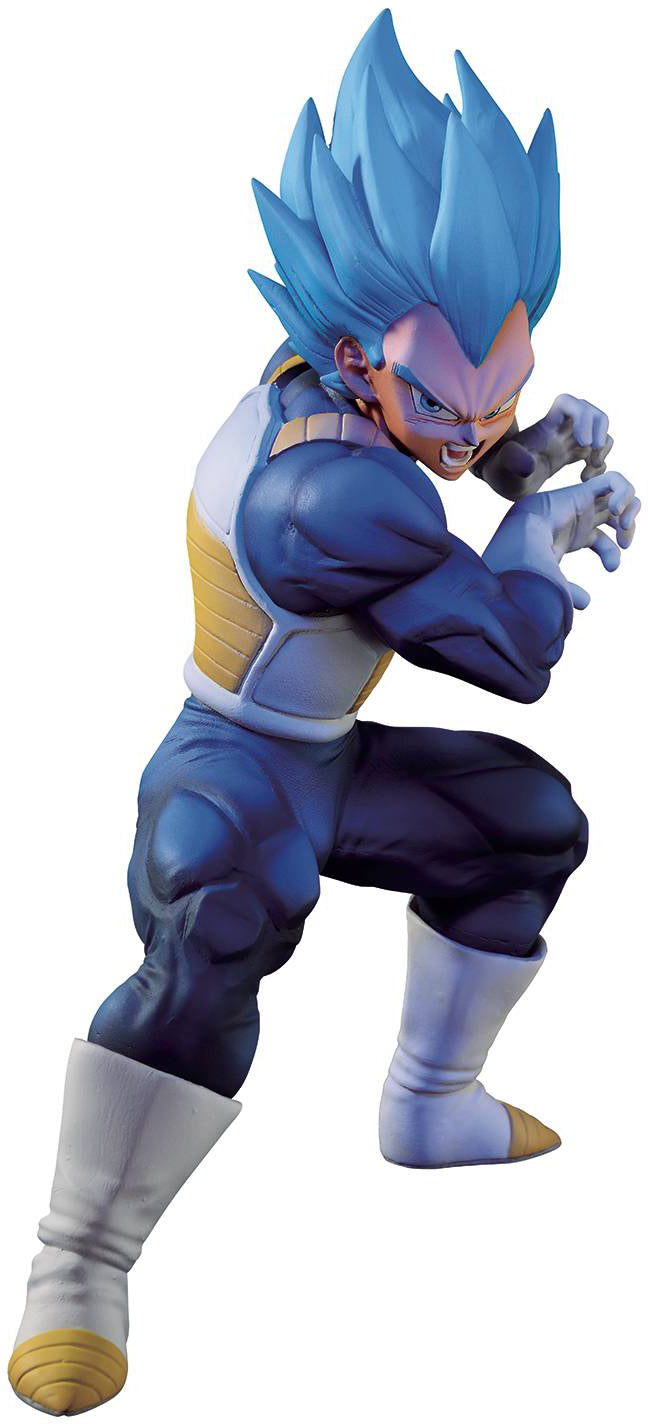Dragonball Super 7 Inch Static Figure Ichiban Series - SS Blue Vegeta