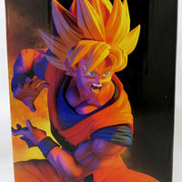 Dragonball Super 7 Inch Static Figure Ichiban Series - SS Goku Ultimate Version