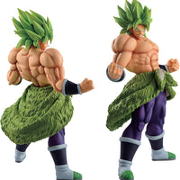 Dragonball Super 8 Inch Static Figure Ichiban Series - SS Broly Full Power Ultimate Version