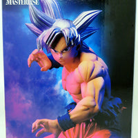 Dragonball Super 8 Inch Static Figure Ichiban Series - Ultra Instinct Goku Ultimate Version