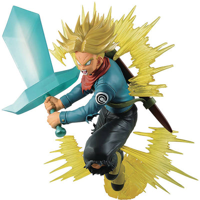 Dragonball Super 7 Inch Static Figure Ichiban - Super Sayan Future Trunks