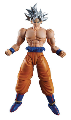 Dragonball Super 6 Inch Action Figure Model Kit - Ultra Instinct Son Goku