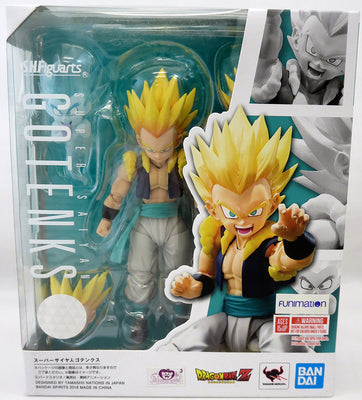 Dragonball Super 5 Inch Action Figure S.H. Figuarts - Super Saiyan Gotenks