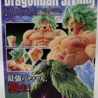 Dragonball Super 5 Inch Static Figure Shokugan Styling - Super Saiyan Broly Full Power