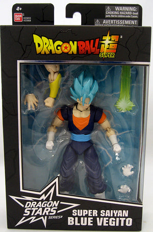 Dragonball Super 6 Inch Action Figure BAF SS Kale Dragon Star Series 5 - Super Saiyan Blue Vegito #3