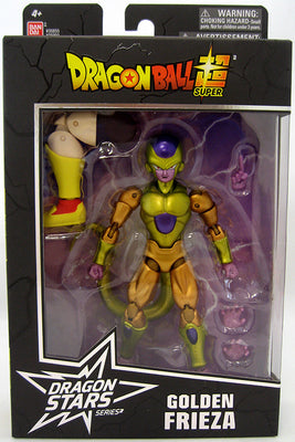 Dragonball Super 6 Inch Action Figure BAF SS Kale Dragon Star Series 6 - Golden Frieza #6