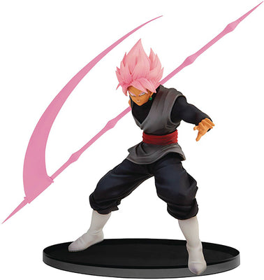 Dragonball Super 5 Inch Static Figure World Colosseum - Super Saiyan Rose Goku Black