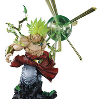 Dragonball Z Burning Battle 9 Inch Static Figure Figuarts Zero - Super Saiyan Broly