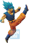 Dragonball Z Buyu Retsuden 6 Inch Static Figure Z-Battle - Super Saiyan Blue Goku