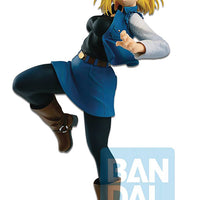 Dragonball Z 7 Inch Static Figure Fighter Z Series - Android 18
