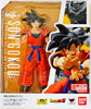 Dragonball Z 5 Inch Action Figure  S.H. Figuarts - Raised On Earth Son Goku