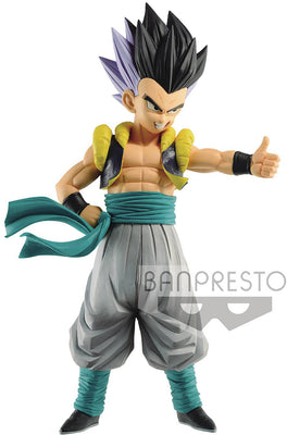 Dragonball Z 7 Inch Statue Figure Resolution Of Soldiers - Gotenks Grandista