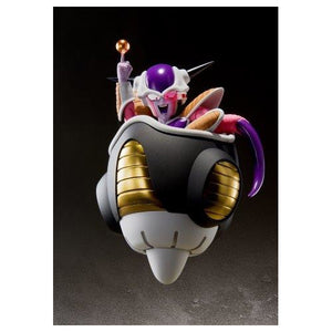 Dragonball Z 4 Inch Action Figure S.H.Figuarts - 1st Form Frieza & Pod