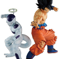 Dragonball Z Vs Omnibus Z 7 Inch Static Figure Ichiban - Son Goku and Frieza