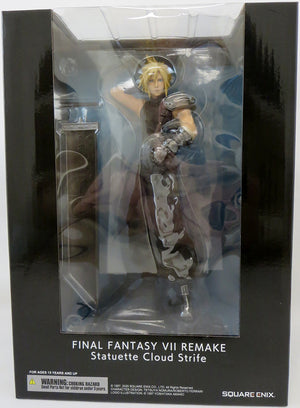 Final Fantasy VII Remake Static Art 6 Inch Static Figure - Cloud Strife