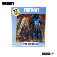Fortnite 6 Inch Action Figure Premium Series - The Ice King