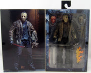 Freddy vs Jason 6 Inch Action Figure Ultimate Series - Jason Voorhees (Sub-Standard Packaging)