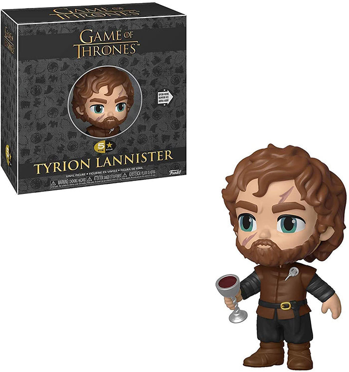 Game Of Thrones 3.75 Inch Action Figure 5-Star - Tyrion Lannister